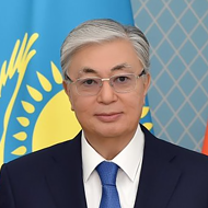 President of the Republic of Kazakhstan - Tokayev Kassym-Jomart Kemelevich
