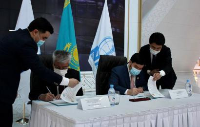 N. Nazarbayev Center and the National Museum of the Republic of Kazakhstan signed a Memorandum of Cooperation