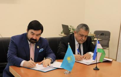 N. Nazarbayev Center, Center for Islamic Civilization of Uzbekistan sign memo of cooperation