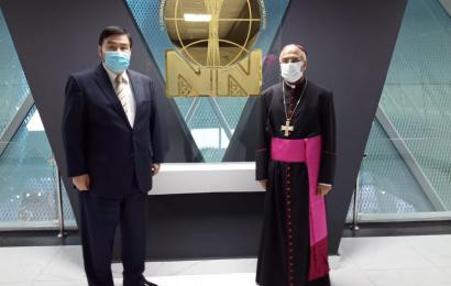 Chairman of the Board of the N. Nazarbayev Center met with the Apostolic Nuncio to Kazakhstan, Archbishop Francis Assisi Chullikatt