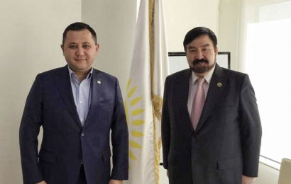 N. Nazarbayev Center for the Development of Interfaith and  Inter-civilization Dialogue and «NUR Media» holding discussed further ways of interaction